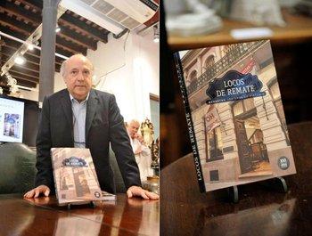 Héctor Bavastro y un libro que cuenta historias y el origen de una empresa histórica<br>