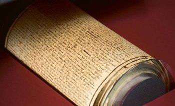 El gobierno francés tomó la medida para evitar que el documento fuera vendido en subasta<br>