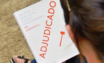 Adjudicado es un buen libro principalmente para coleccionistas y amantes del arte<br>