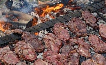 Los argentinos cada vez comen más carne.<br>