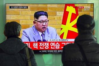 Kim Jong-Un abierto a dialogar con Corea del Sur.
