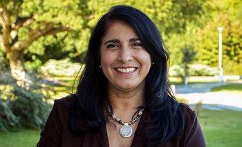 Adriana Abraham fundó Ceprodih hace casi 20 años