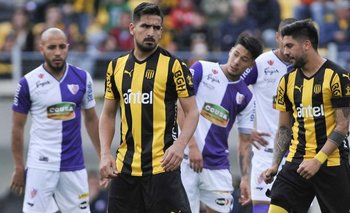 Lucas Viatri quedó descartado para el partido del sábado por un desgarro. L.Carreño