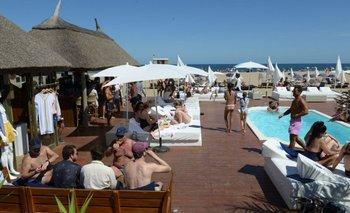 <p>Playa Punta del Este Parador verano</p><p></p>