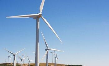 La energía eólica es una de las principales fuentes de abastecimiento del país.
