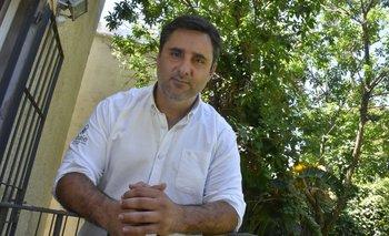 <p>Gabriel Domingo Bagnato Romano</p>