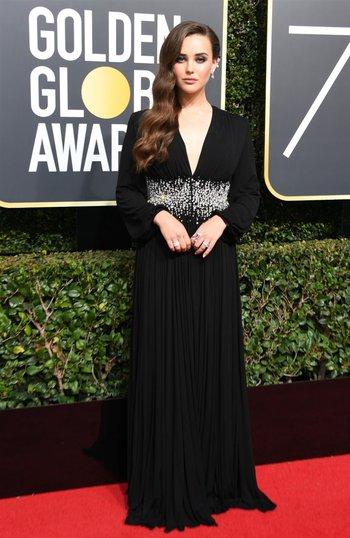 Katherine Langfod, nominada como Mejor Actriz por la popular serie de Netflix <i>13 reasons why</i><br>
