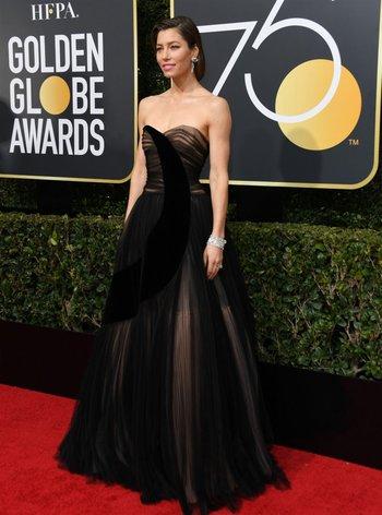 Jessica Biel, nominada por la serie <i>The Sinner</i><br>