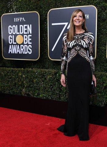 Allison Janey ganó como mejor actriz de reparto por <i>I Tonya </i><br>