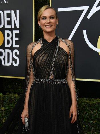 Diane Kruger eligió Prada<br>