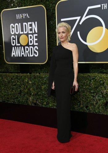 Gillian Anderson<br>