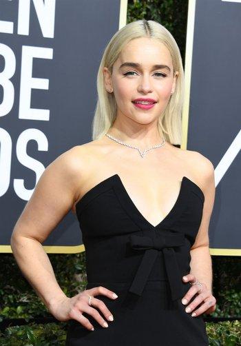 Emilia Clarke, Daenerys en <i>Game of Thrones</i><br>