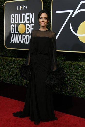 Angelina Jolie<br>