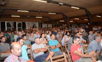 Más de 500 productores se reunieron en una primera reunión en Paysandú<br>