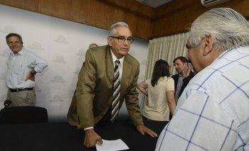 Enzo Benech sucede en el cargo a Tabaré Aguerre.<br>