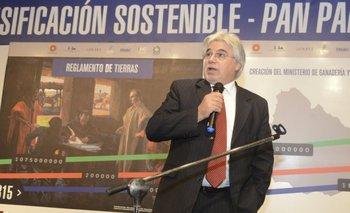 Aguerre dejó su impronta tras ocho años de gestión como ministro de Ganadería<br>