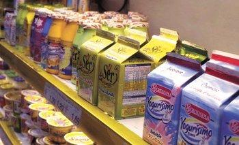 Más lácteos argentinos llegaron a las góndolas de los comercios brasileños<br>