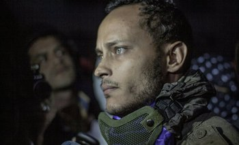 Óscar Pérez tenía 36 años cuando murió el lunes 15 en un operativo gubernamental<br>