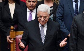 El presidente palestino Abas llega hoy a Bruselas en busca de la adhesión europea<br>
