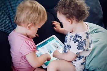 <div>Los niños son prosumers, productores y consumidores de contenido a la vez</div>