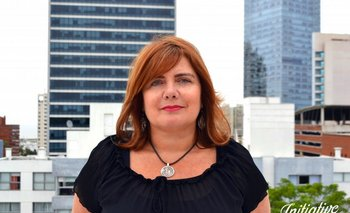 Alejandra Miranda, managing director de Initiative Uruguay<br>