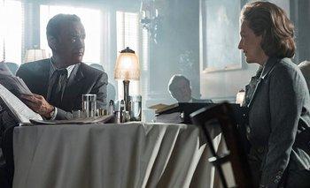 Tom Hanks y Meryl Streep protagonizan <i>The Post: Los oscuros secretos del Pentágono</i>