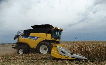 Uno de los principales crecimientos se evidenció en el rubro cosechadoras.<br>