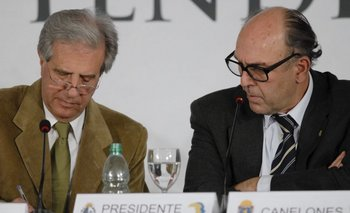 Marcos Carámbula fue el hombre elegido por Vázquez para tomar las riendas de ASSE.