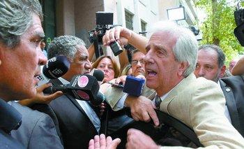 Arrieta en su discusión Vázquez en el Ministerio de Ganadería, Agricultura y Pesca