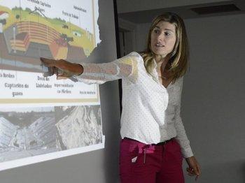 Mariana Robano, directora técnica de ReAcción.