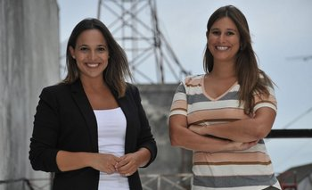 Madrid y Ruggiero pasan a la mañana de Carve, la única dupla femenina en el género del dial.