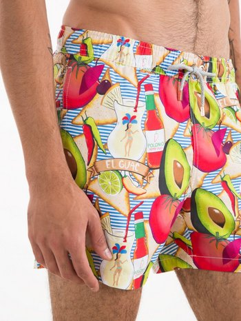 Shorts cortos de moda  los hombres se animan a mostrar más eadbe9e6c4