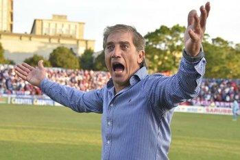 Eduardo Acevedo dijo que su plantel tiene corazón. C. Dos Santos