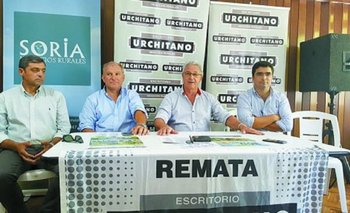 <b>Álvaro Pérez Viazzi, Javier Soria, Ruben Urchitano y Federico Arrillaga</b>