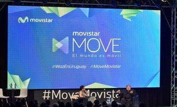 Carina Novarese y Steve Wozniak