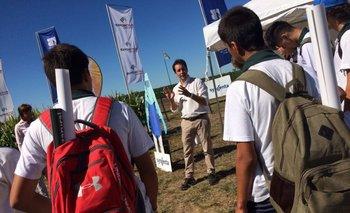 <b>Guillermo Delgado, jefe de Manejo Responsable de Productos de Syngenta</b>