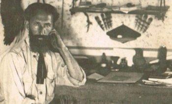 Foto: Bibiloteca Nacional, archivo literario, colección Horacio Quiroga