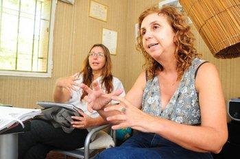 Patricia Wells y Silvia Peláez, de Último Recurso
