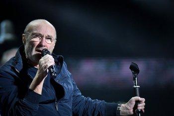 Phil Collins repasó todos sus grandes éxitos en Montevideo