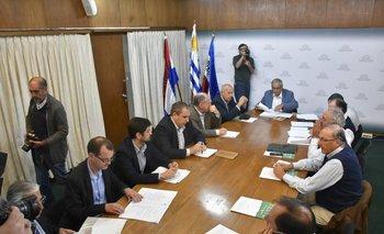 Cambió la dinámica de las reuniones con el Poder Ejecutivo, destacó el dirigente Mario Buzzalino