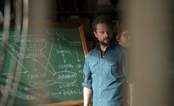El actor Selton Mello interpreta al investigador Marco Ruffo