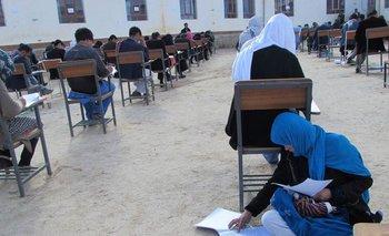 Esta foto fue obtenida de la cuenta de Facebook del profesor  Yahya  Erfan de la universidad de Nasir Khusraw en Afganistán<br>