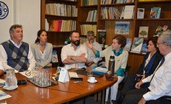 """<b>Presentación del informe """"Estudio sobre estimación de pérdidas y desperdicios de alimentos en Uruguay""""</b>"""