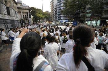 maestros marcha