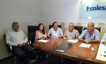 Directivos y técnicos informaron los detalles del 6° Concurso Forrajero de Prolesa