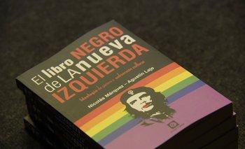 """""""El Libro Negro de la Nueva Izquierda"""" de Agustín Laje y Nicolás Márquez<br>"""