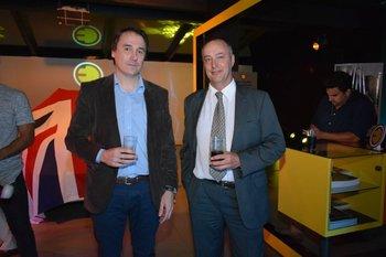 Ivan Kirichenko y Richard Empson