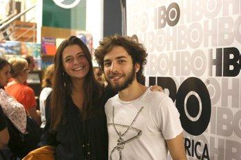 Agustina Lewi y André Canú