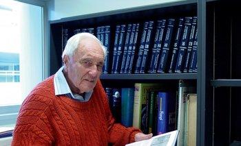 David Goodall, de 104 años