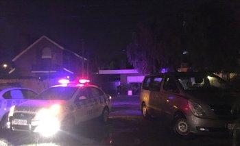 La policía acudió en la noche de este martes al estudio Posadas, Posadas y Vecino luego de la denuncia del robo